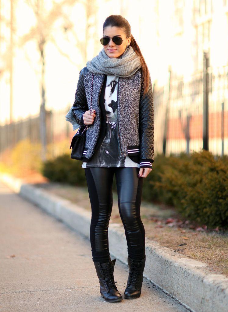 """Foto: Reprodução / <a href=""""http://camilacoelho.com/2013/12/29/look-do-dia-passeio-em-boston/"""" target=""""_blank"""">Camila Coelho</a>"""