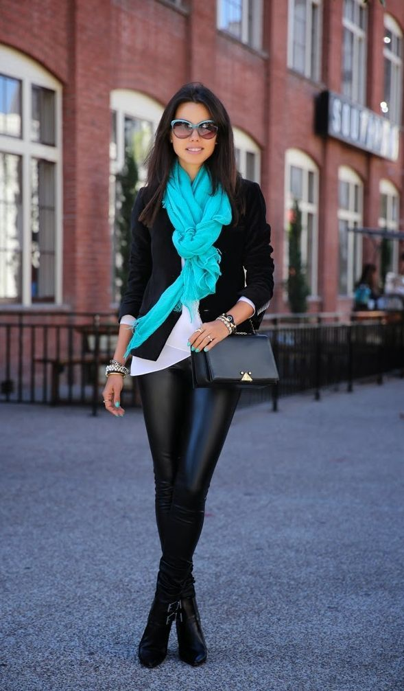 "Foto: Reprodução / <a href=""http://vivaluxury.blogspot.com.br/2013/10/a-touch-of-teal-day-in-san-diego.html"" target=""_blank"">Cica Luxury</a>"