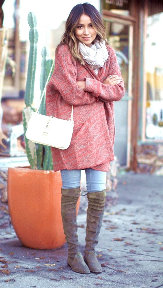 """Foto: Reprodução / <a href=""""http://sincerelyjules.com/2014/12/free-people-cardigan.html"""" target=""""_blank"""">Sincerely Jules</a>"""