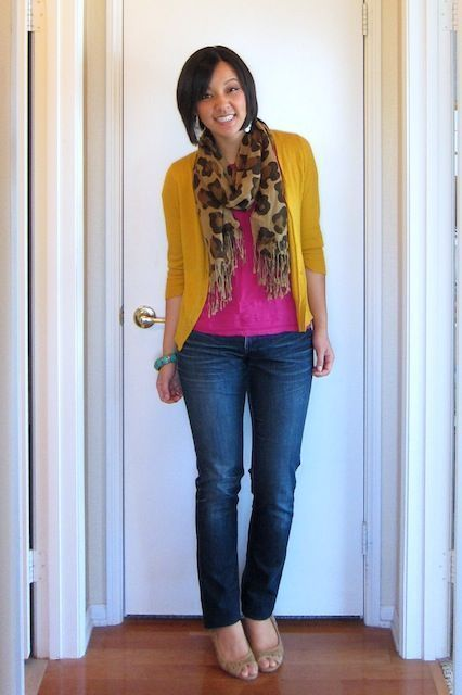 "Foto: Reprodução / <a href=""http://www.puttingmetogether.com/2012/04/another-8-pieces-another-15-outfits.html"" target=""_blank"">Putting me Together</a>"