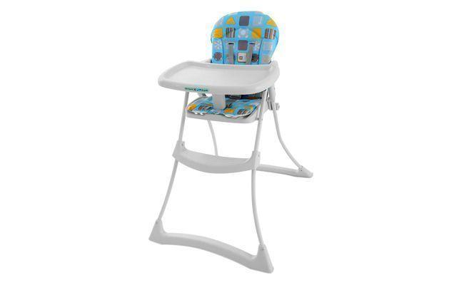 """Cadeira para Refeição Bon Appetit Patchwork Anice por R$145,00 na loja <a href=""""https://www.baby.com.br/produtos/cadeira-para-refeicao-bon-appetit-patchwork-anice-ate-15kg-burigotto"""" target=""""_blank"""">Baby</a>"""
