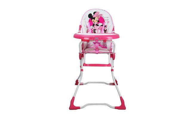 """Cadeira para Alimentação Minnie por R$ 199,00na loja <a href=""""https://www.baby.com.br/produtos/cadeira-para-alimentacao-minnie-ate-36kg-disney"""" target=""""_blank"""">Baby</a>"""