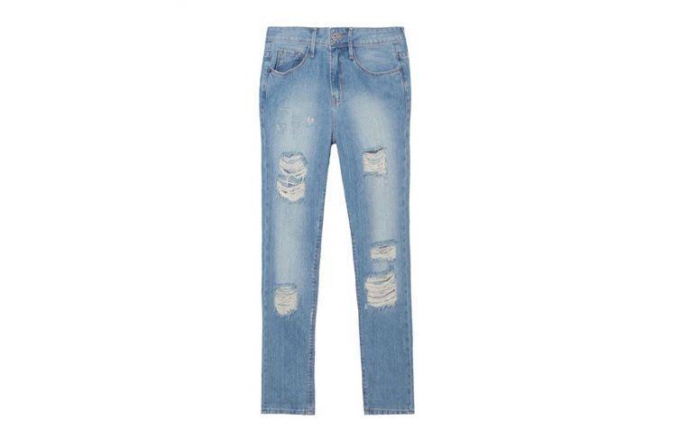"Calça jeans boyfriend por R$358,00 na <a href=""https://www.oqvestir.com.br/calca-jeans-boyfriend.html "" target=""blank_"">Oqvestir</a>"