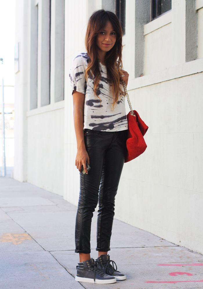 "Foto: Reprodução / <a href=""http://sincerelyjules.com/2012/11/paint-splatter.html"" target=""_blank"">Sincerely Jules</a>"