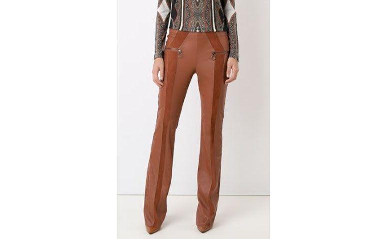 celana kulit Spezzato sebesar $ 2399 di Farfetch