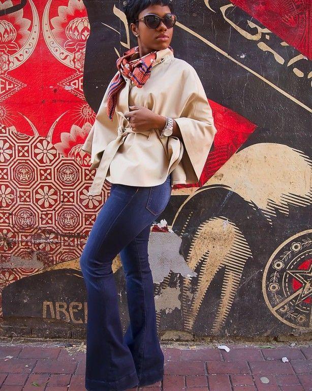 """Foto: Reprodução / <a href=""""http://www.mulhernegraecia.com.br/volta-da-tendencia-dos-anos-70/"""" target=""""_blank"""">Mulher Negra e Cia</a>"""