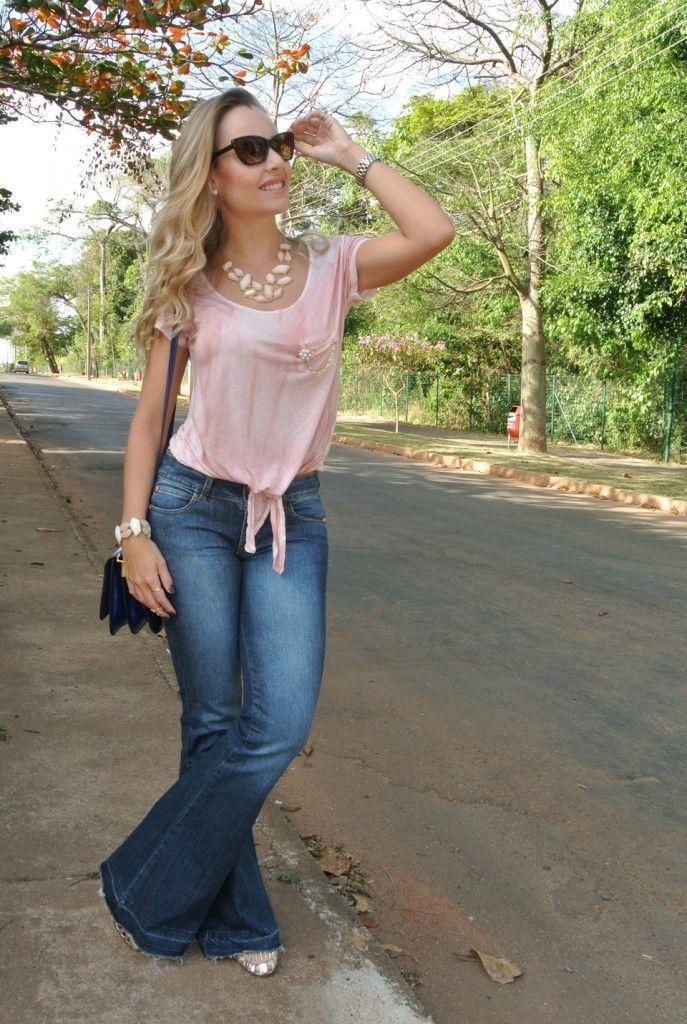 "Foto: Reprodução / <a href=""http://laylamonteiro.com/look-do-dia-tie-dye-flare-pants/"" target=""_blank"">Blog da Layla Monteiro</a>"