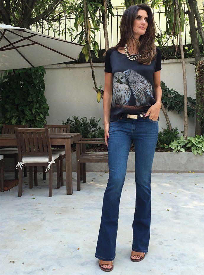"Foto: Reprodução / <a href=""http://www.isabellafiorentino.com.br/materia/casual-friday-2/"" target=""_blank"">Isabella Fiorentino</a>"