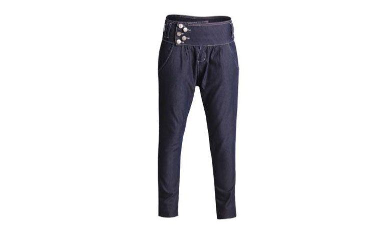 Saruel housut tumma farkut $ 39.99 vuonna Posthaus