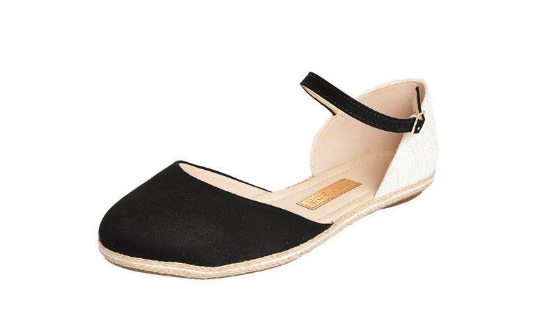 Sandal Moleca Lurex untuk R $ 69,90 di Dafiti