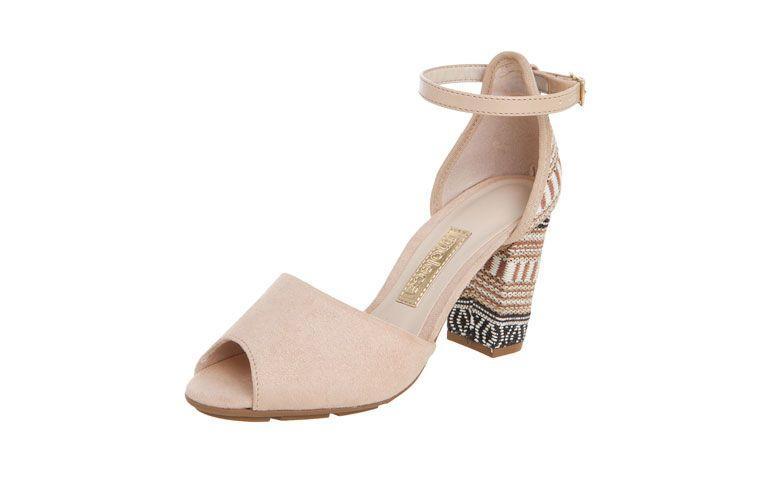 Sandal Moleca Tramadol untuk R $ 79,99 di Dafiti