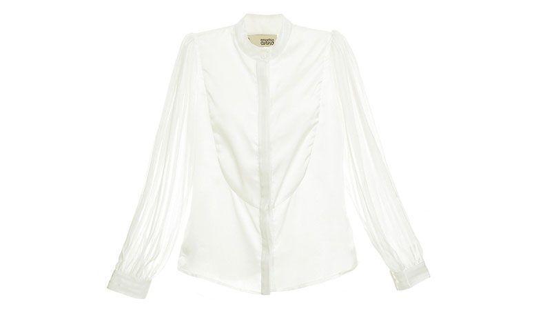 "Camisa branca Empório Anna por R$253 na <a href=""http://www.gallerist.com.br/camisa-emporio-anna-fabricia-7512.aspx/p"" target=""blank_"">Gallerist</a>"