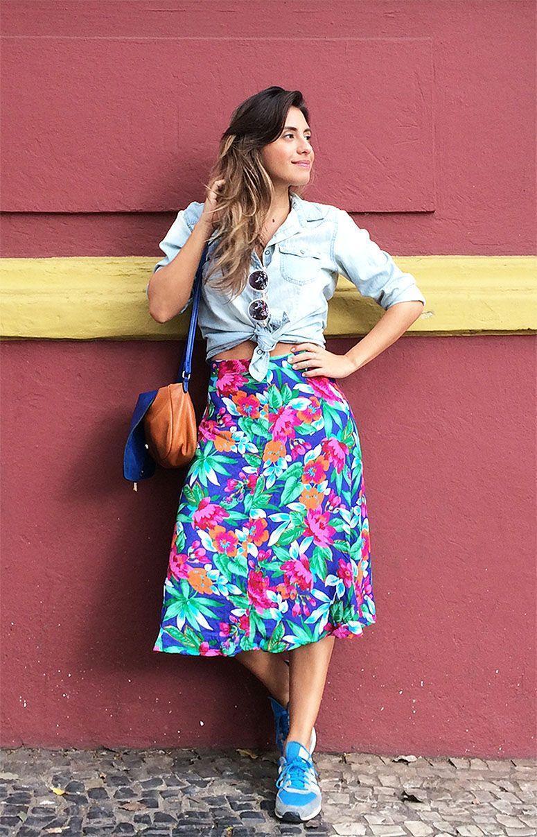 "Foto: Reprodução / <a href=""http://www.smallfashiondiary.com/2015/04/look-de-estrada.html"" target=""_blank"">Small Fashion Diary</a>"
