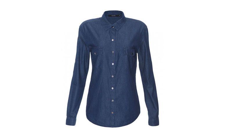 "Camisa jeans must por R$149,00 na <a href=""http://ad.zanox.com/ppc/?29468903C12403682&ULP=[[https://amaro.com/p/camisa-jeans-must/azul-escuro?epar=af_as_00_za_zanox]]"" target=""blank_"">Amaro</a>"
