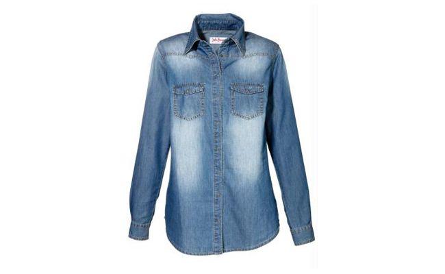 "Camisa por R$59,90 na <a href=""http://goo.gl/iN6iKX"" target=""_blank"">Posthaus</a>"