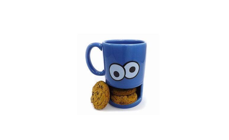 """Caneca Cookie Crazy por R$36,90 na <a href=""""http://www.ascanecasmaislegaisdomundo.com.br/pd-2809f0-caneca-cookie-crazy.html"""" target=""""blank_"""">As Canecas Mais Legais do Mundo</a>"""