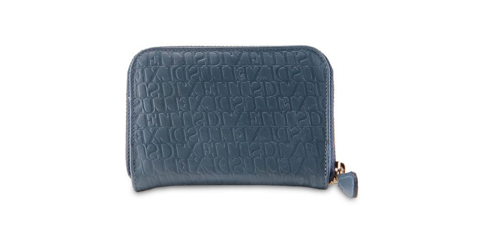 <p>Carteira Azul – Ellus por R$299,99 na Loja Anita Online. </p>
