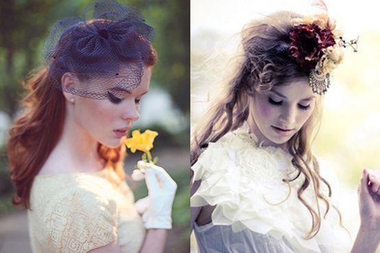 Além da noiva, as madrinhas de casamento também podem usar o acessório nos cabelos para complementar o visual. Se a cerimônia for durante o dia, fica ainda mais bonito
