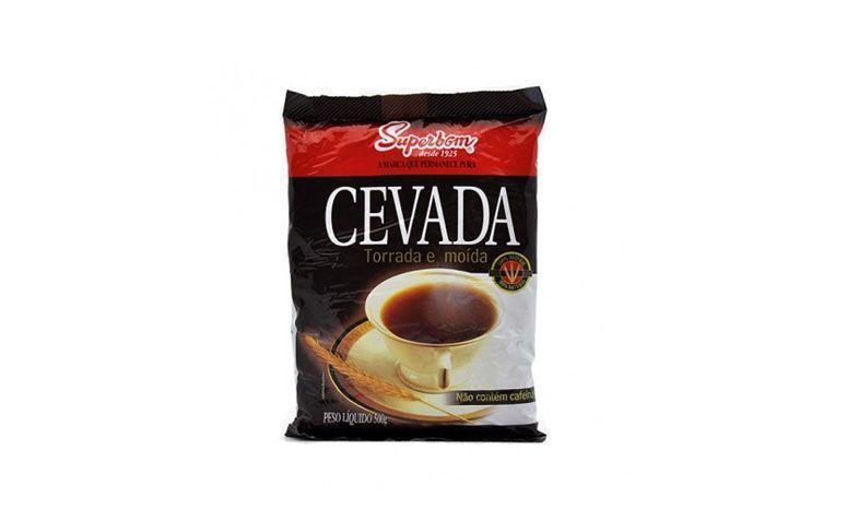 """Cevada torrada e moída Superbom por R$4,31 na <a href=""""http://www.lojacasadesaron.com.br/cafe-e-cevada/cevada-superbom-pct500gr.html#"""" target=""""blank_"""">Casa de Saron</a>"""