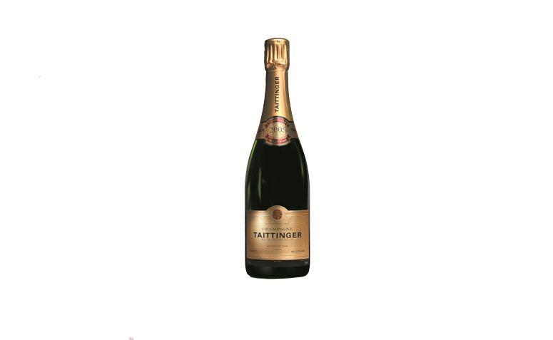"""Champagne Taittinger Brut Millésimé 2007 por R$568,68 na <a href=""""http://www.todovino.com.br/champagne-taittinger-brut-millesime-2007-750-ml-1140.aspx/p"""" target=""""blank_"""">TodoVino</a>"""