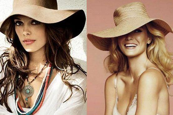 chapeu ideal2 Chapéu: Qual o modelo ideal para você?