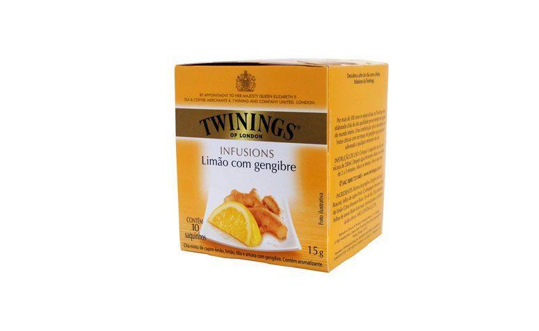 Thé Twinings citron et gingembre R 8,90 $ dans la boutique Sensis