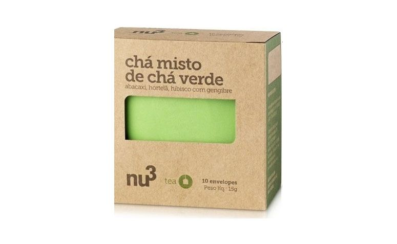 "Chá Verde, Abacaxi, Hortelã, Hibisco e Gengibre por R$3,00 na <a href=""http://www.natue.com.br/cha-verde-abacaxi-hortela-hibisco-e-gengibre-10-saches-nu3-naturals-69761.html?gclid=CJ-AiJSr1cQCFYQvgQodcRcA3A"" target=""blank_"">Natue</a>"