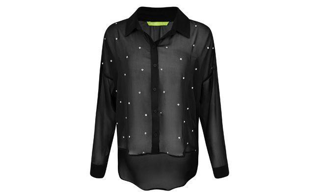 """Camisa em chiffon por R$89,90 na <a href=""""http://www.lojasrenner.com.br/productdetails/index.jsp?skuId=532502124&productId=532463583"""" target=""""_blank"""">Renner</a>"""