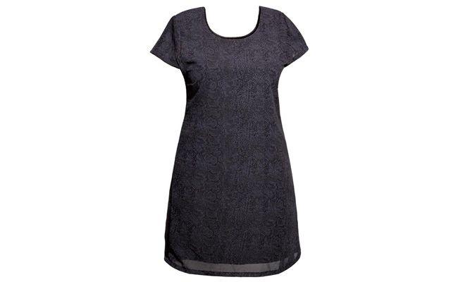 """Vestido Chiffon Plus Size por R$69,99 na <a href=""""http://bit.ly/MYB0Y4"""" target=""""_blank"""">Posthaus</a>"""