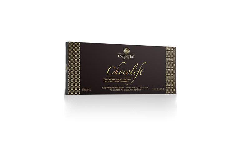 ChocoLift oleh R $ 12 pada Nutrisi Esensial
