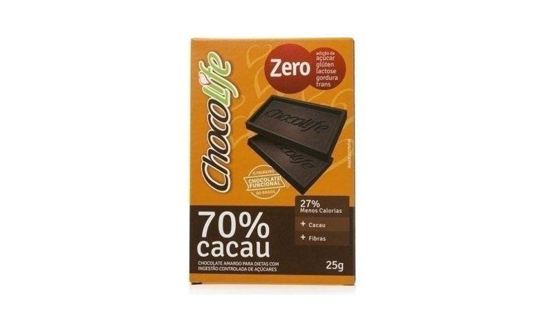 Chocolife 70% kakao sebesar $ 5,50 pada natue