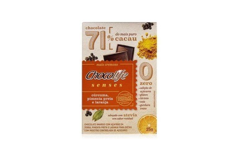 Chocolife Senses Kunyit, Lada Hitam dan Orange sebesar $ 6.40 di natue