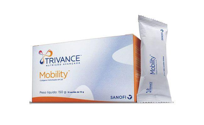 Colágeno Hidrolisado em Pó Mobility (15 Sachês) por R$73,83 na Net Farma