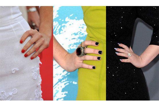 1 Como combinar as roupas com a cor e o estilo do esmalte