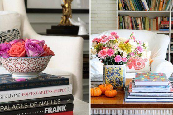 decoracao com flores1 Como decorar a casa com flores