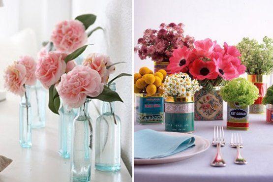 decoracao com flores2 Como decorar a casa com flores