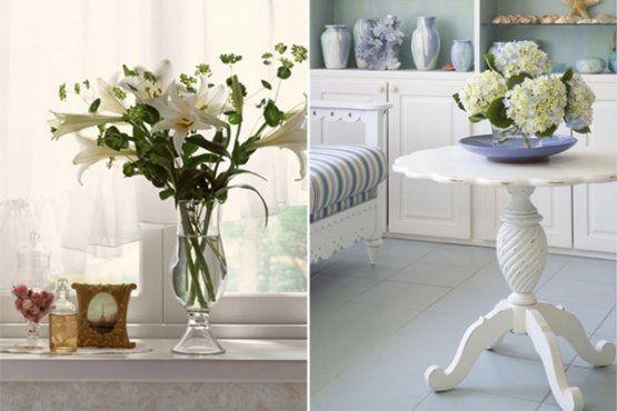 decoracao com flores7 Como decorar a casa com flores