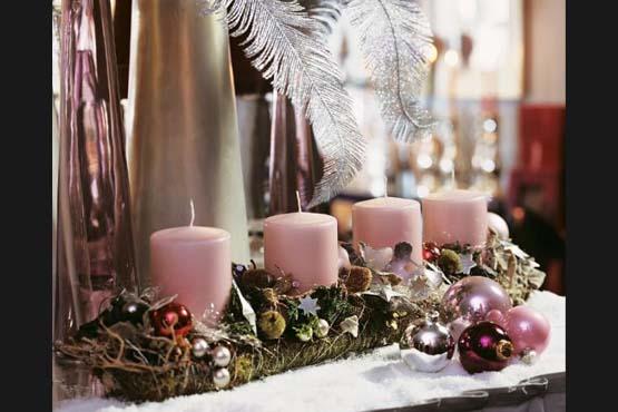 Sala Pequena Decorada Para O Natal ~ M³Projetos Autovistoria