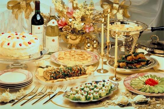 decoracao mesa natal 01 Como decorar a mesa para o Natal