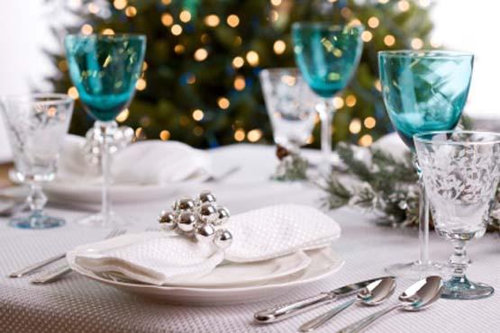 decoracao mesa natal 04 Como decorar a mesa para o Natal