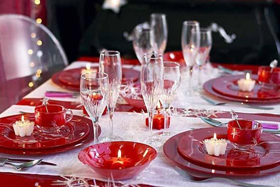 decoracao mesa natal 05 Como decorar a mesa para o Natal