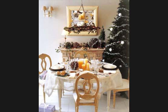 decoracao natal 10 Como decorar a mesa para o Natal