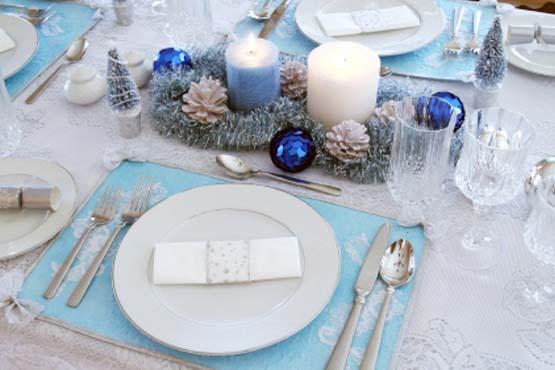 decoracao natal 15 Como decorar a mesa para o Natal
