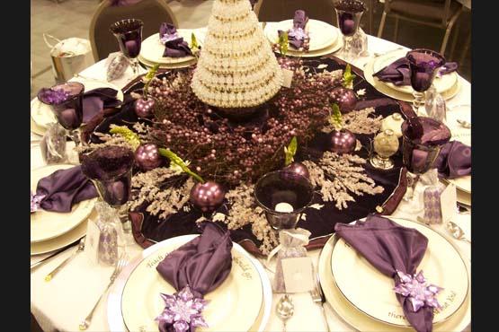 decoracao natal 18 Como decorar a mesa para o Natal
