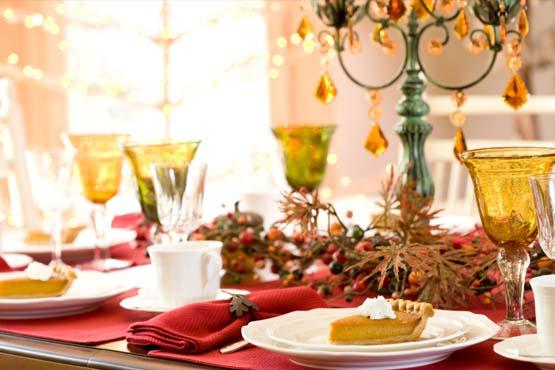 decoracao natal 22 Como decorar a mesa para o Natal