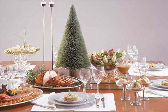 decoracao natal 23 Como decorar a mesa para o Natal