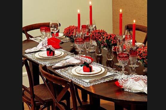 decoracao natal 24 Como decorar a mesa para o Natal