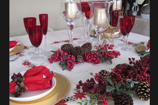 decoracao natal 27 Como decorar a mesa para o Natal