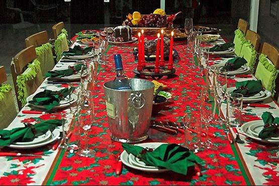 decoracao natal 28 Como decorar a mesa para o Natal