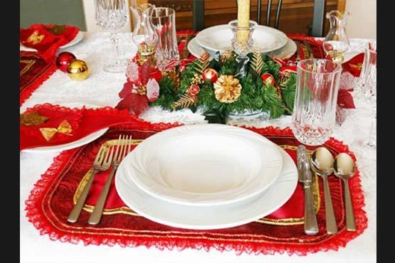 decoracao natal 29 Como decorar a mesa para o Natal